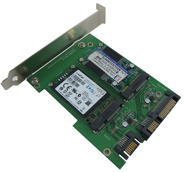 how to make sure raid card is using ssd